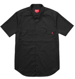 Supreme Michael Jackson Work Shirt Black