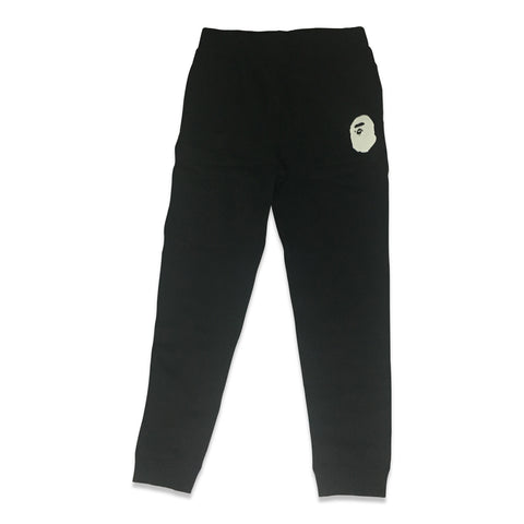 Bape Sweat Pants Black