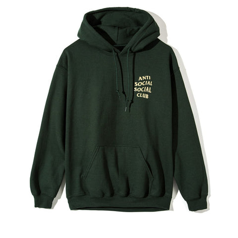 Anti Social Social Club REDEEMED HOODIE Green