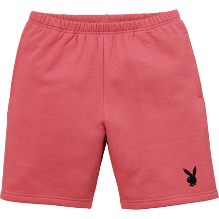 Supreme Playboy Sweatshorts Mauve