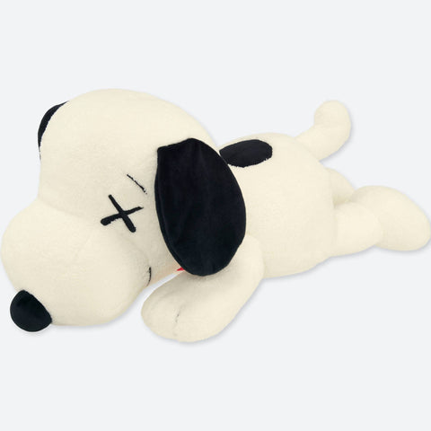 Kaws x Peanuts Snoopy Plush Large