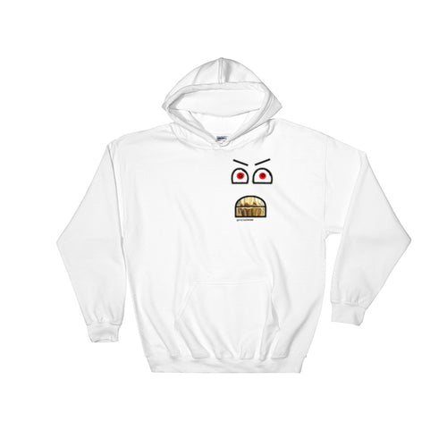 Gold Face Hoodie