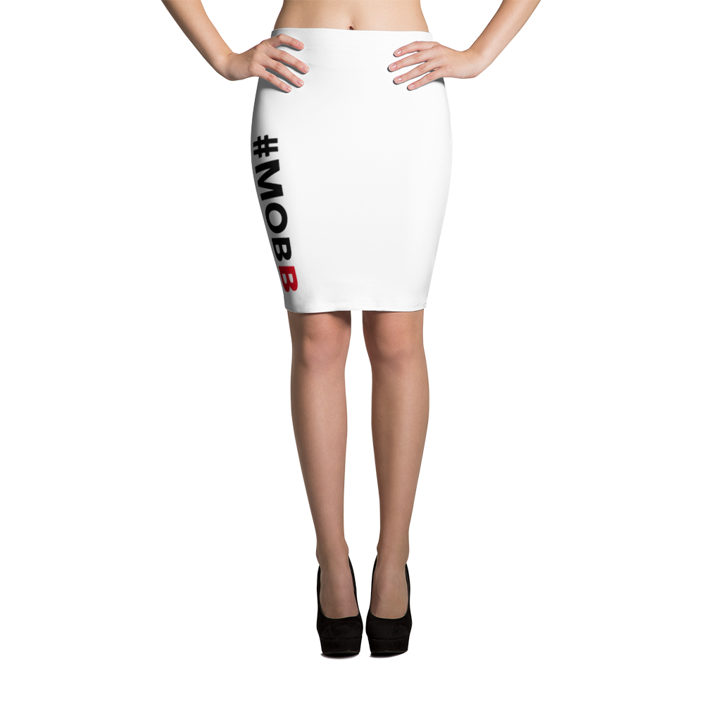 FYETHEMOBB SQUAAD Pencil Skirt