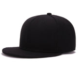 Men Women 2017 Baseball Caps Flat Brim Adult Snapback Dad Cap Sun Hat Bone Solid Hip Hop Hats Outdoor Adjustable High Quality