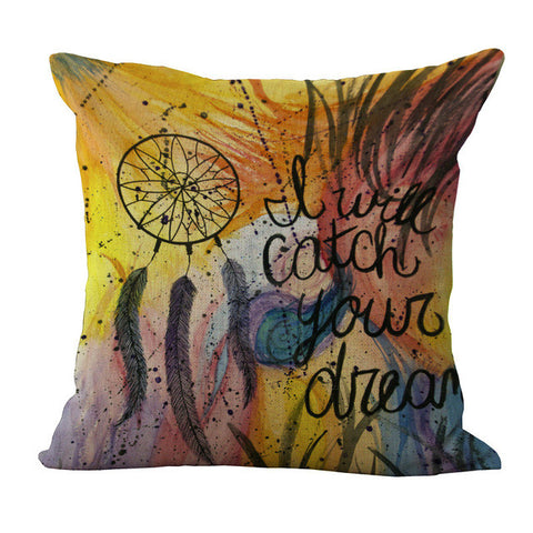 Dreamcather Pillow Cases