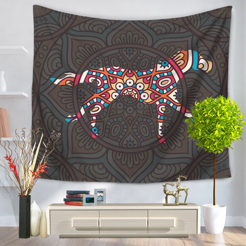 Tapestry Nation Pneumatic Things Hanging Sandy Beach A Piece Of Cloth Sit Carpet GT1097