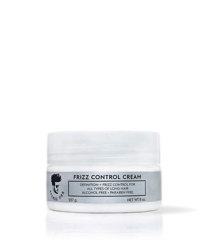 Frizz Control Cream For Men (8 oz)