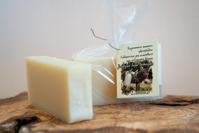 Handmade Organic Donkey Milk Natural Greek Soap