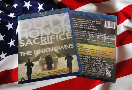 'The Unknowns' Blu-ray™