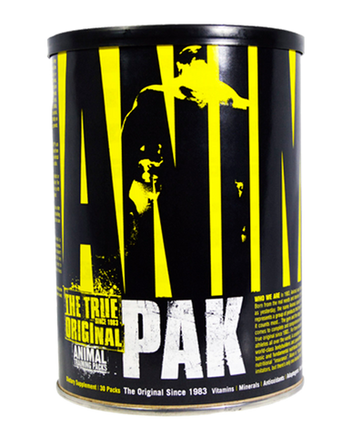 Animal Pak - 44 pack