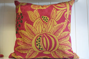 Chain Stitch Cushions Assorted Designs
