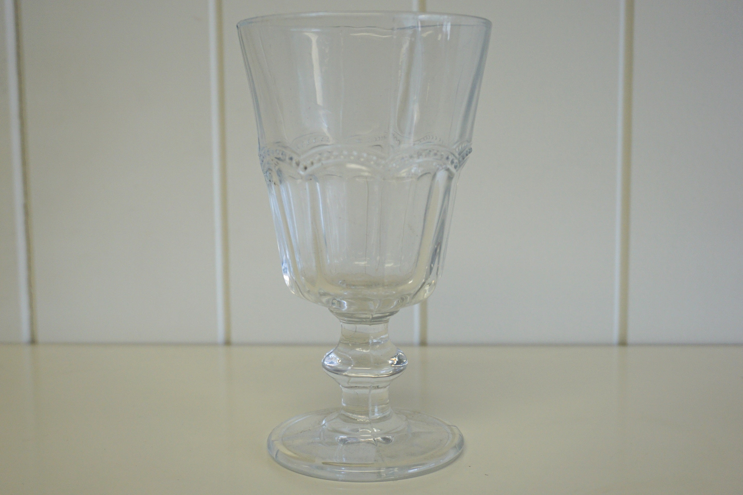Lucy Footed Parfait Glass