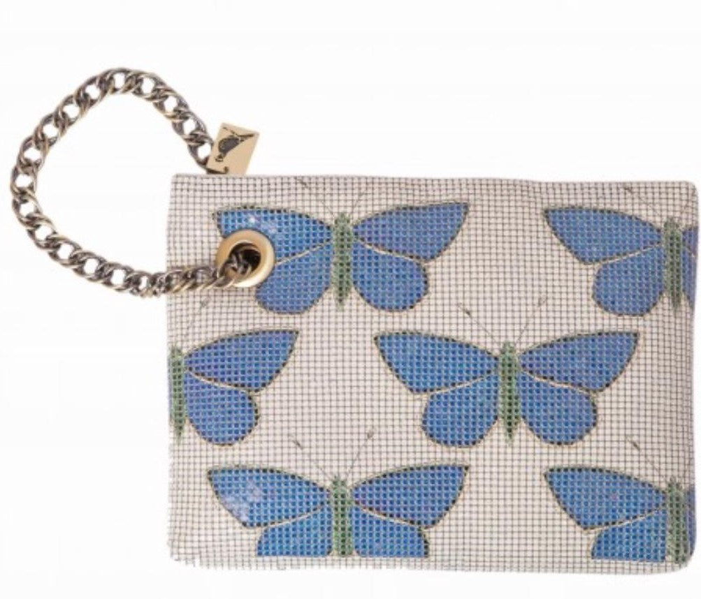 Entomologie Papillion Mesh Purse