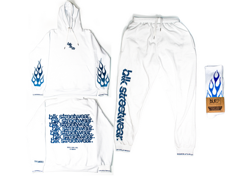 NOS GANG TRACKSUIT | WHT