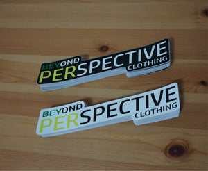 BEYPER LOGO STICKER