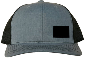 Colorado Snapback Hat - Grey/Black