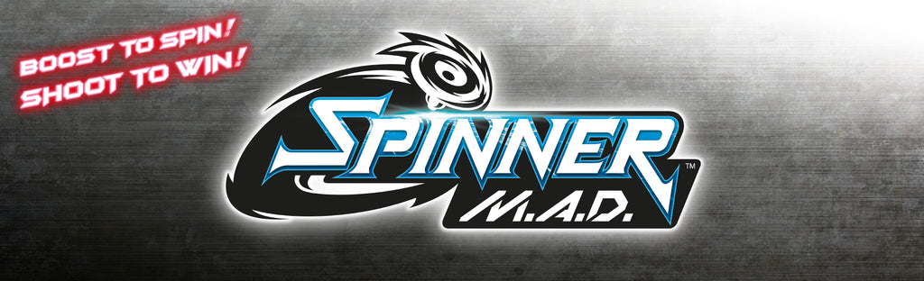 Spinner M.A.D.