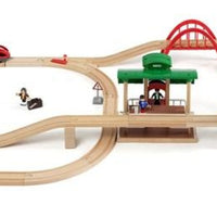 Brio Travel Switching Set Brio