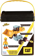 Cat Construction Build Your Own Junior Crew Wheel Loader Building