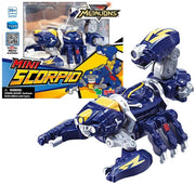 Metalions Mini Scorpio Transform Robot Action Figure