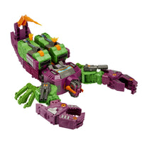 Transformers Generations War For Cybertron Earthrise Titan Wfc-E25 Scorponok Action Figure