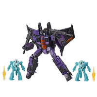 Transformers Netflix War For Cybertron Trilogy Hotlink - Voyager 3-Pack Transformers