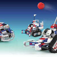 Ubtech Jimu Robot Competitive Series: Champbot Kit/ App-Enabled Building & Coding Stem Kit (522 Pcs)