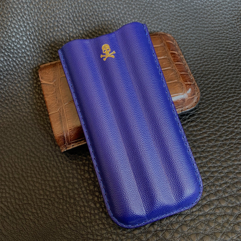 Custom Molded Cigar Case