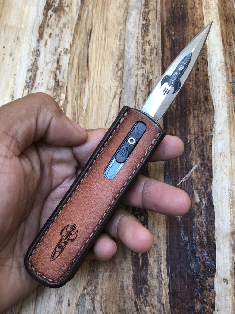 D Rocket Designs Zulu OTF Sheath