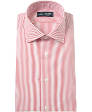 Load image into Gallery viewer, Pink stripe cotton shirt