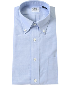 Blue cotton shirt