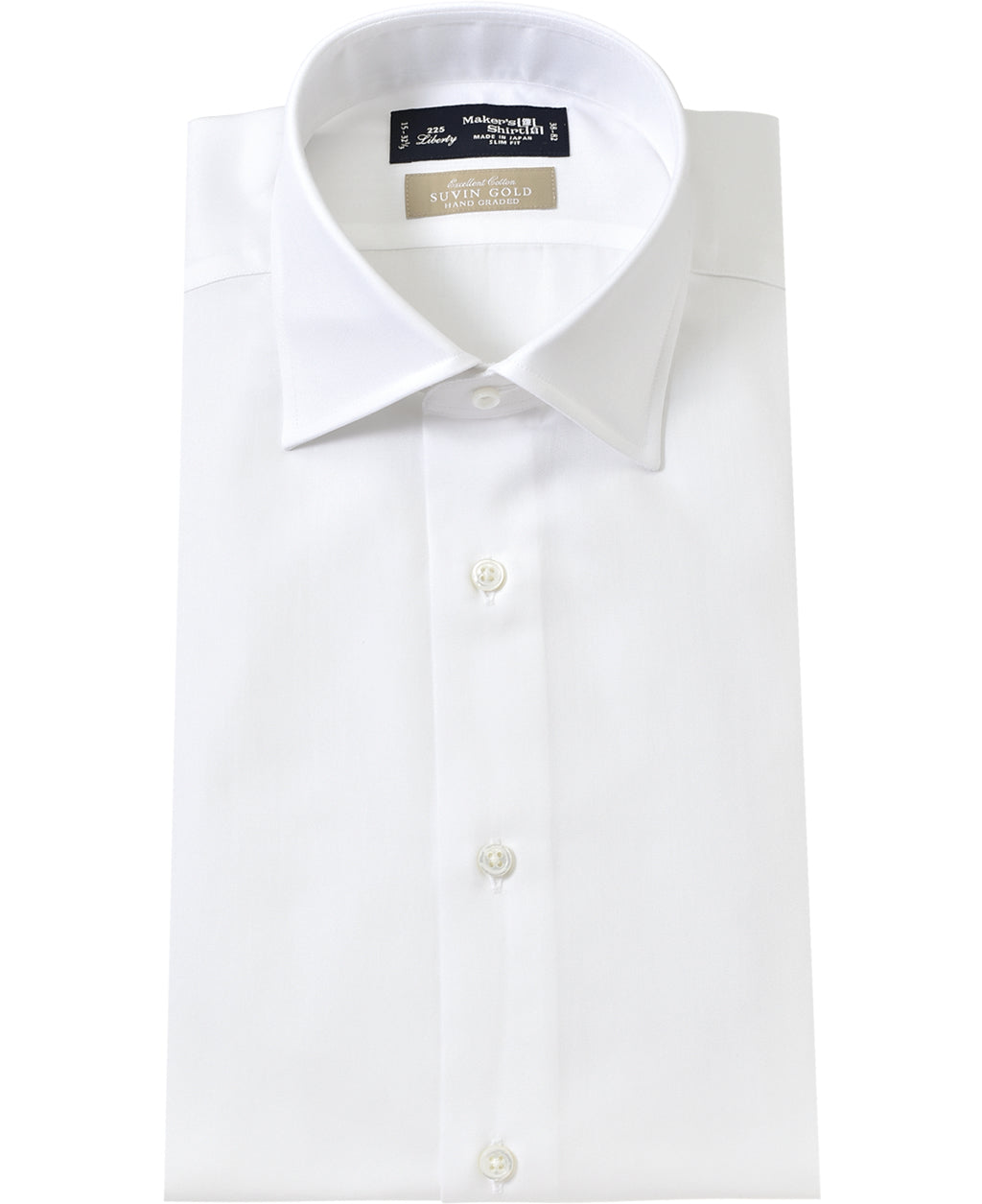 Whtie cotton shirt