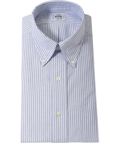 Blue stripe cotton shirt