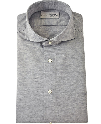 Gray cotton shirt