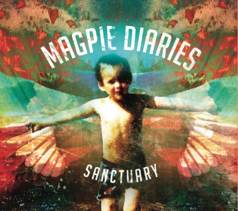 Magpie Diaries - Sanctuary CD