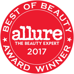 Allure - Best of Beauty - 2017