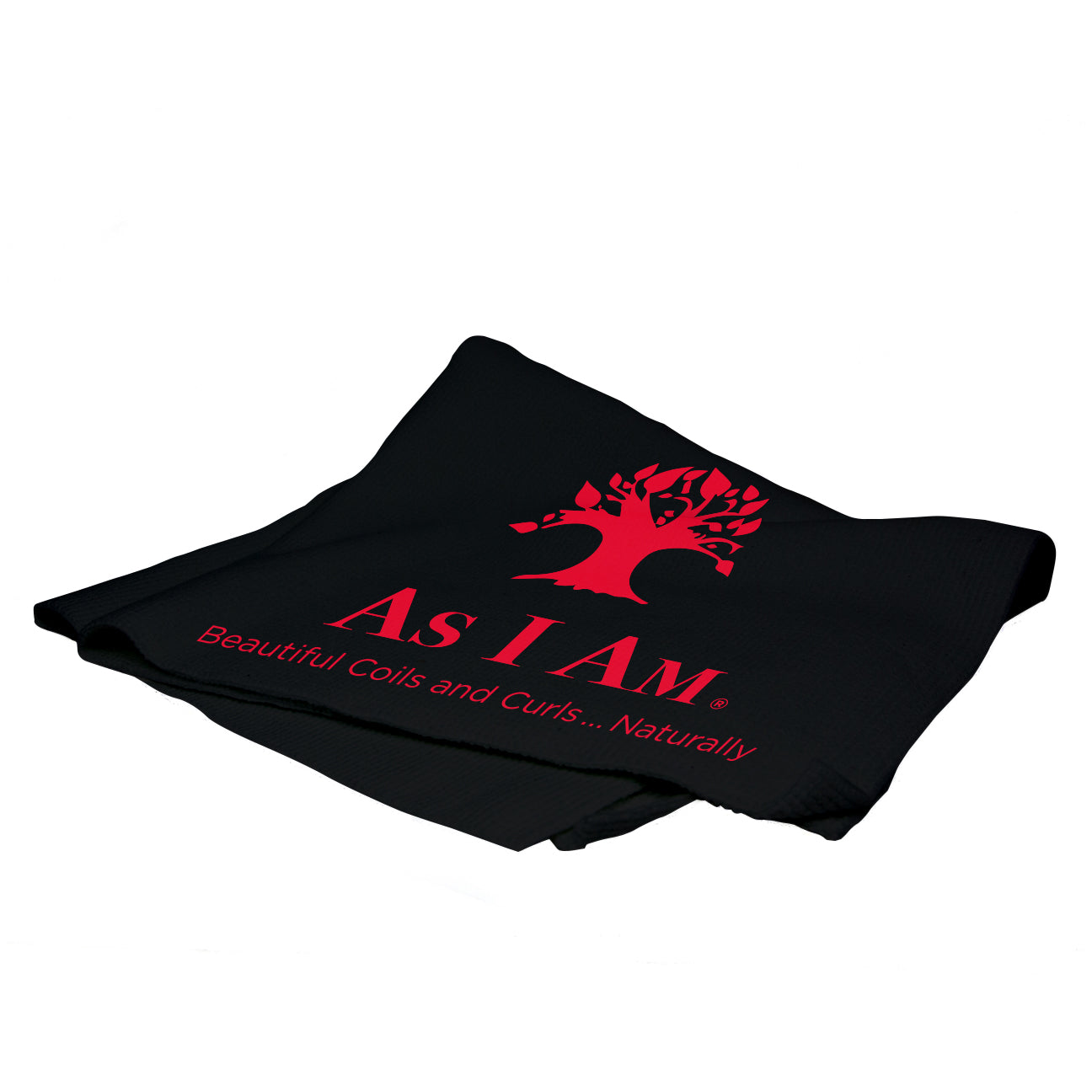 As I Am Black Towel