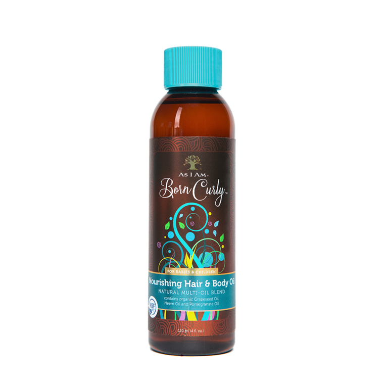 Nourishing Hair & Body Oil