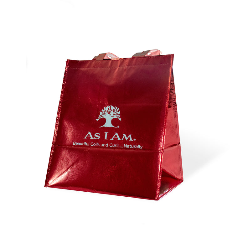 As I Am Red Tote