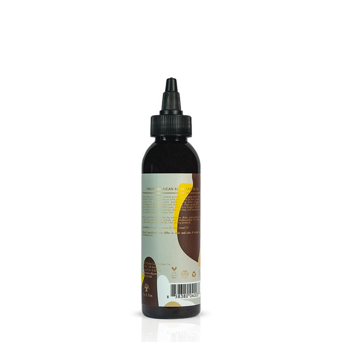 Pure Oils Virgin Jamaican Black Castor Oil
