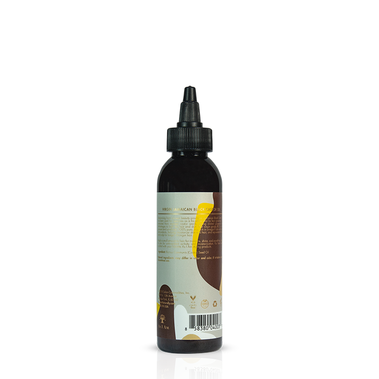 Virgin Jamaican Black Castor Oil - 4 oz