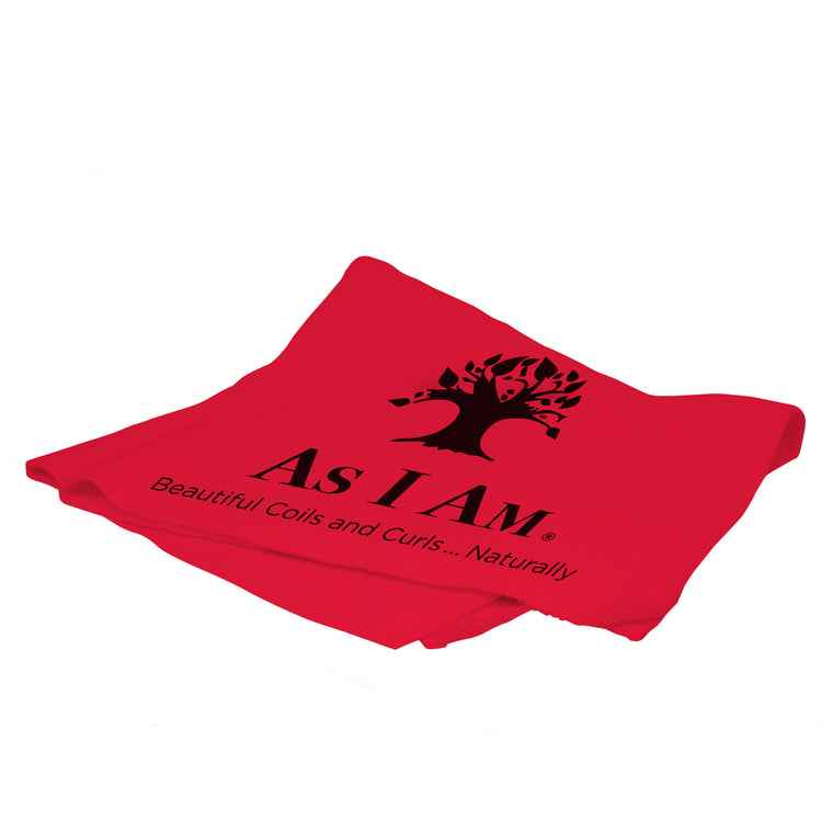 As I Am Red Towel