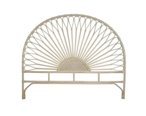 Natural Cane Designer Headboard