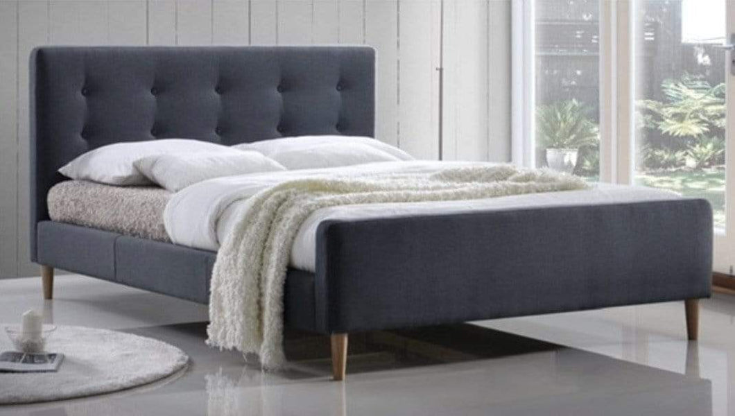 Caroline Fabric Bed Frame
