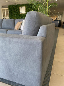 side of 2.5 seater sofa