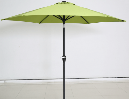 Umbrella with Aluminium Frame and Canvas Cover