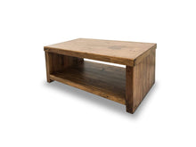 Parana Solid Mountain Ash Coffee Table with Shelf