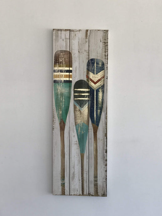 Oars Canvas
