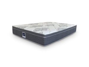 Queen A.H Beard Active Mattress with Medium Pocket Spring on angle