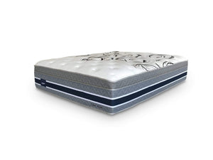 A.H Beard Luxury queen Mattress and base with Pocket Spring Tapei